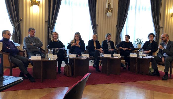 Europski sastanak: održan panel o ravnopravnosti spolova u audiovizualnoj industrijipovezana slika