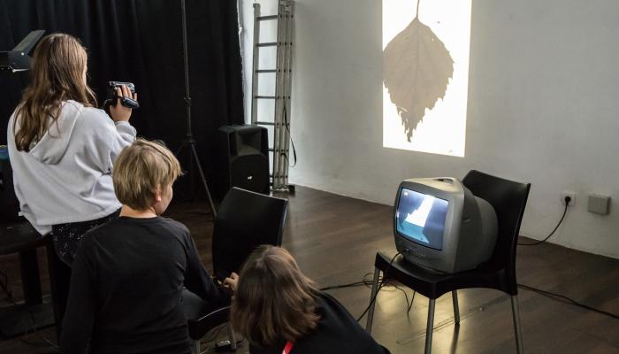 Filmska početnica: Medijski laboratorijza početak školske godinepovezana slika