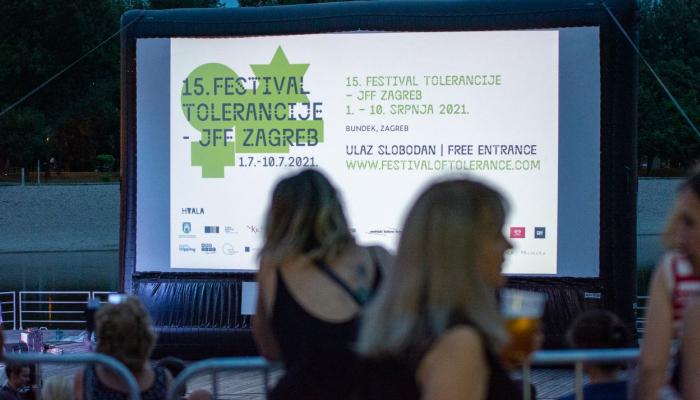 Zatvoreno15. izdanje Festivala tolerancijepovezana slika