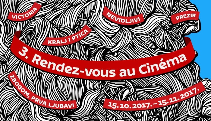 Treći Rendez-vous au cinéma: pet odličnih francuskih filmova u 25 kina diljem Hrvatskepovezana slika