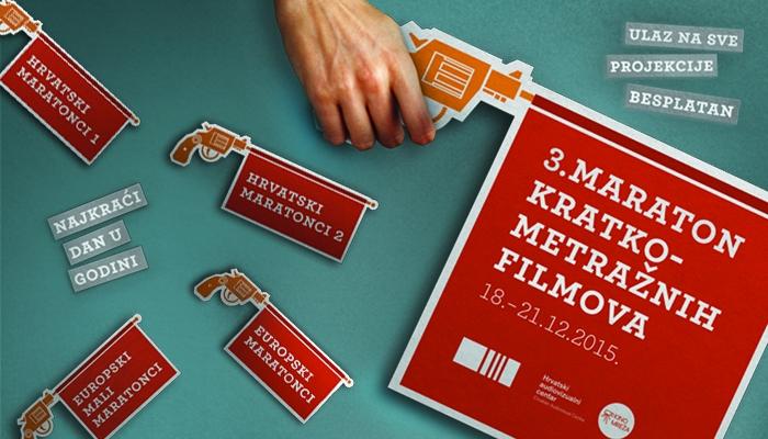 Starta treći Maraton kratkometražnih filmova!povezana slika