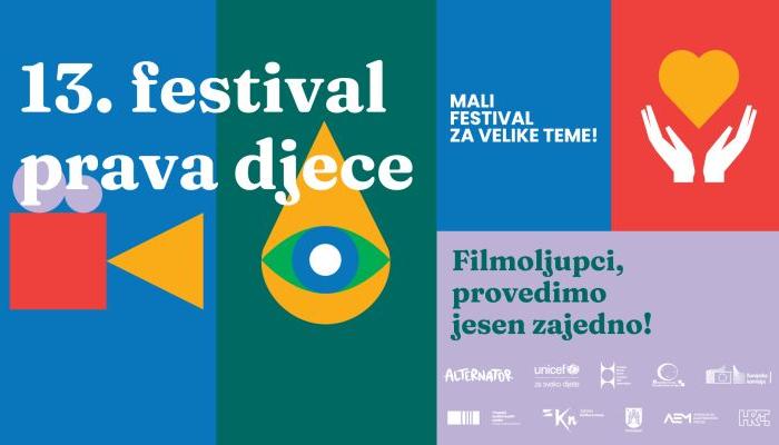Otvoren 13. Festival prava djecepovezana slika