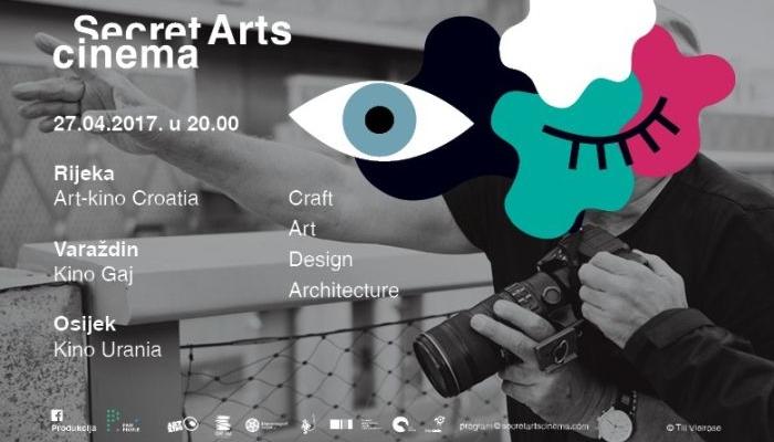 Secret Arts Cinema: Tajne projekcije u Osijeku, Rijeci i Varaždinu