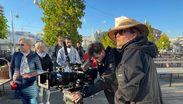 Počelo snimanje debitantskog dugometražnog filma Jasne Nanut, <em>Sedmo nebo</em>povezana slika