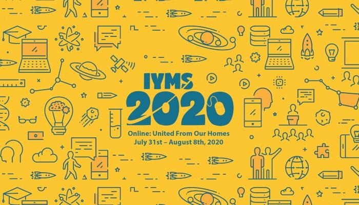 Virtualni summit medija za mlade - Ujedinjeni iz svojih domovapovezana slika