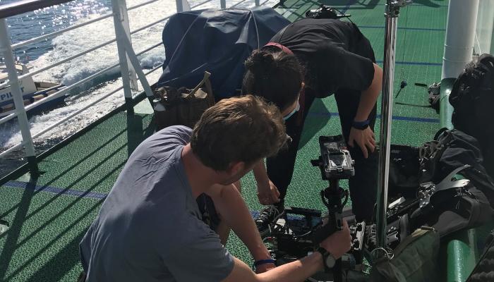 U Puli započelo snimanje manjinske hrvatske koprodukcije<em>Prelazak</em>povezana slika