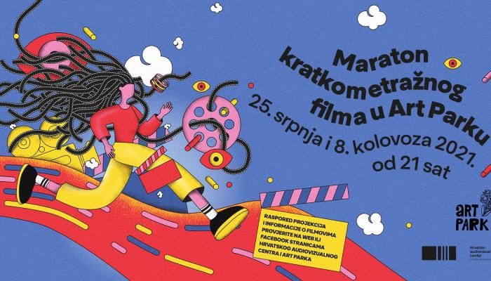 Maraton kratkometražnog filma ljetuje u zagrebačkom Art parkupovezana slika