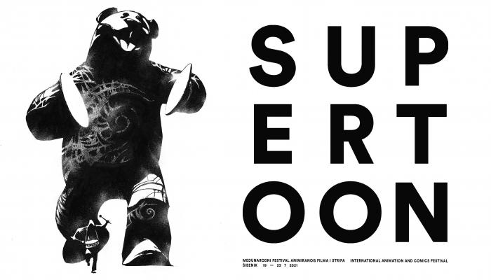 Stiže Supertoon– 11. izdanje festivala animiranog filma i prvo izdanje strip festivala u Šibenikupovezana slika