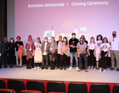 Završen jubilarni Dubrovnik film festival
