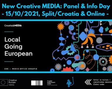 Događanje 'Lokalno postaje europsko'; info dan o pozivu 'Europski korazvoj'
