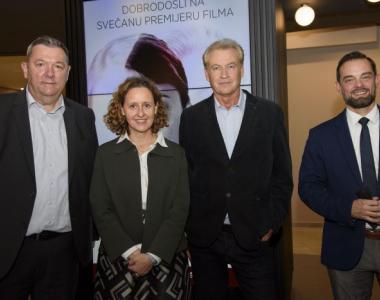 Održana premijera filma <em>Plavi cvijet</em> Zrinka Ogreste