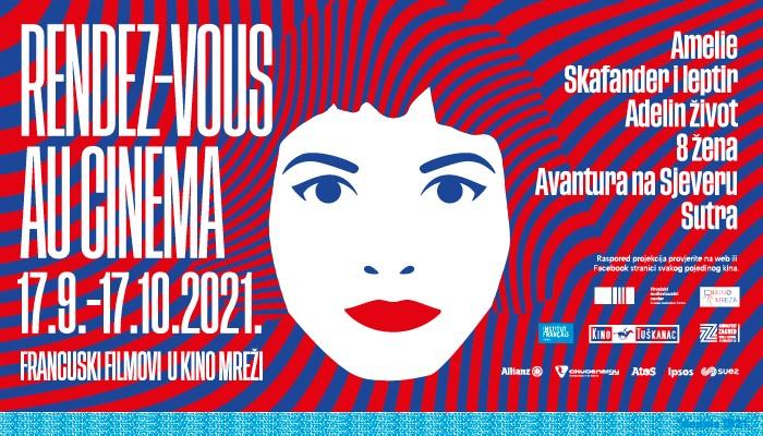 7. Rendez-vous au cinéma: francuski suvremeni hitovi u nezavisnim kinima diljem Hrvatske