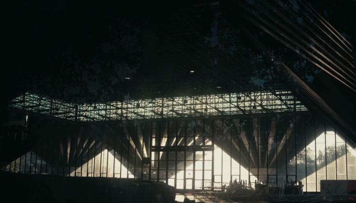 Betonska utopija: Fokus na hrvatsku arhitekturu i filmpovezana slika