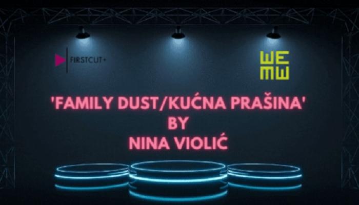 <em>Kućna prašina</em> redateljice Nine Violić te producentica Vanje Sremac i Zdenke Gold na radionici First Cut+povezana slika