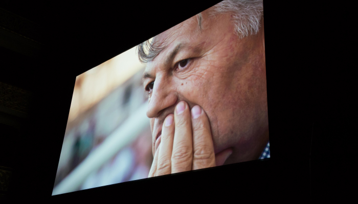 Dokumentarni film <em>Ivanova igra</em> premijerno prikazan u splitskom HNK-upovezana slika