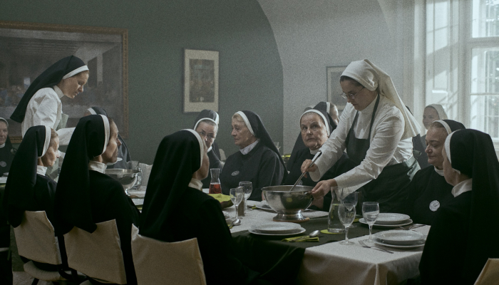 <em>Nun of Your Business</em> Ivane Marinić Kragić dostupan za gledanje <em>online</em>povezana slika