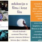 Besplatna uvodna edukacija u CinEd metodologiju obrazovanja o filmu i kroz film