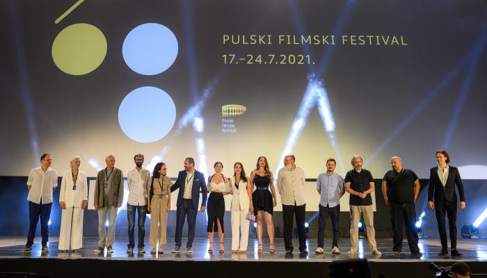 Svečano otvoren 68. Pulski filmski festivalpovezana slika