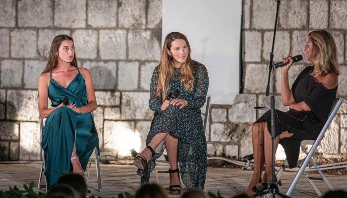 Svečanom projekcijom <em>Murine</em> u Dubrovniku započela turneja filma po hrvatskim kinimapovezana slika