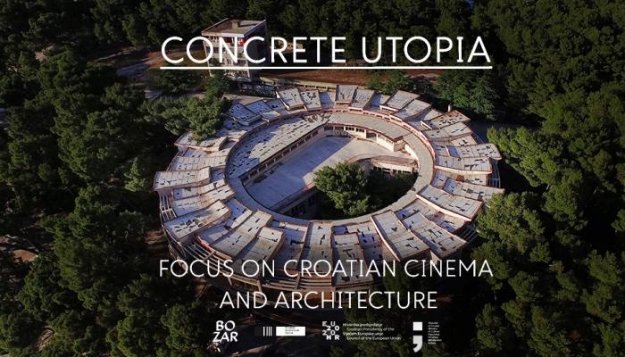 Betonska utopija: Fokus na hrvatsku arhitekturu i film