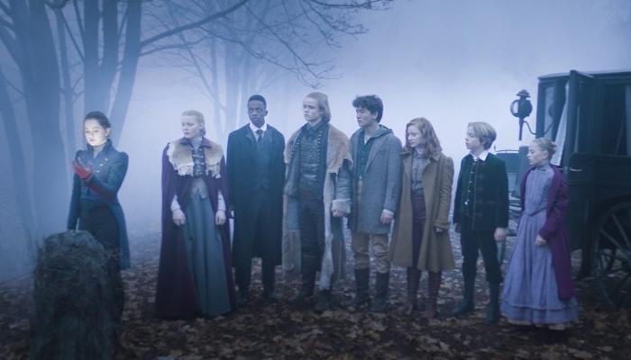 Serija <em>Nasljednici noći,</em> snimana i u Hrvatskoj, nominirana za nagradu Emmy Kidspovezana slika